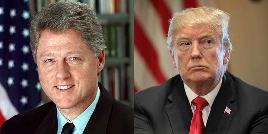 Why a Trump impeachment wouldn't be like the Clinton impeachment