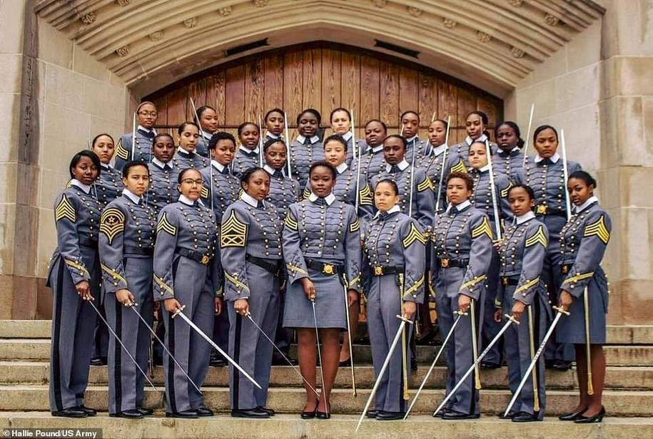 West Point's Class of 2019 is a record-shattering one in terms of race and gender