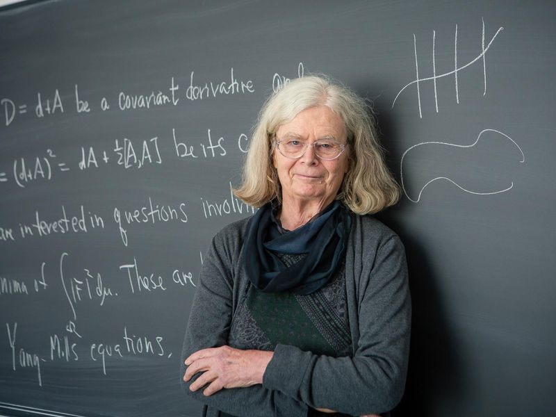 Karen Uhlenbeck's remarkable mathematical discoveries earn her the Abel Prize