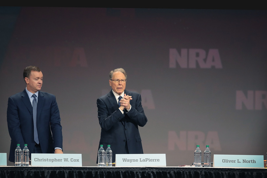 Thoughts and prayers: NRA's internal civil war getting hotter with new lawsuits and accusations