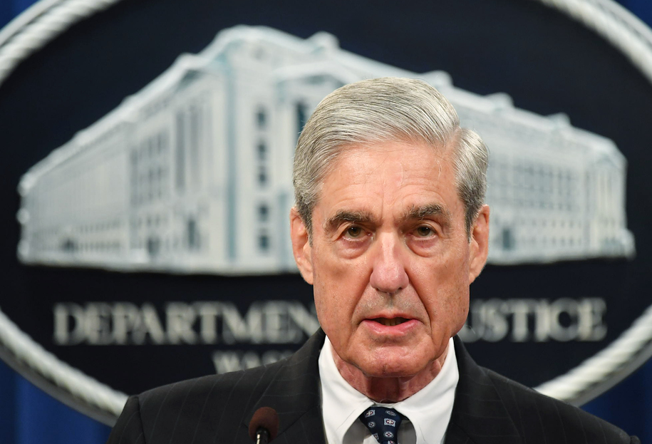A community read: The Mueller report, Part I