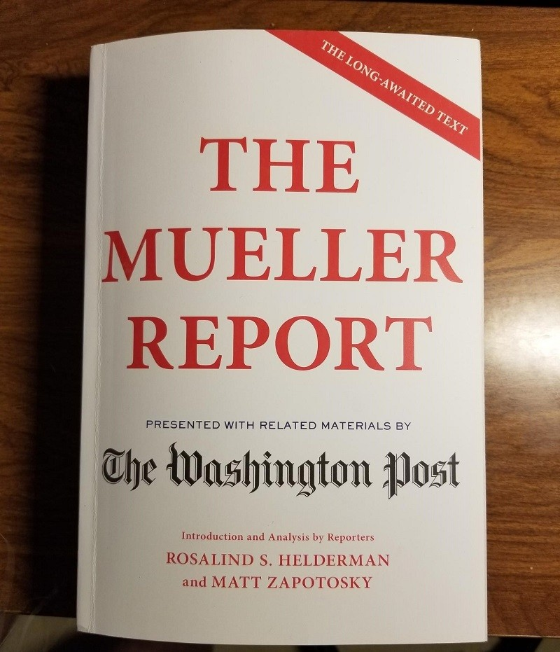 Poll: Have you read the Mueller Report?