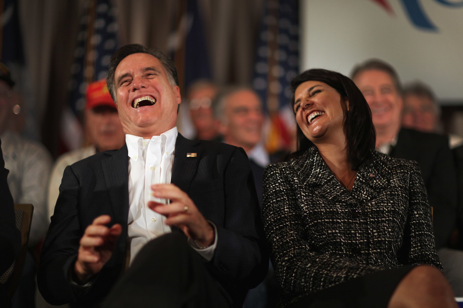 Morning Digest: Mitt Romney on his son Josh running for Utah governor: 'Ha ha ha ha ha'