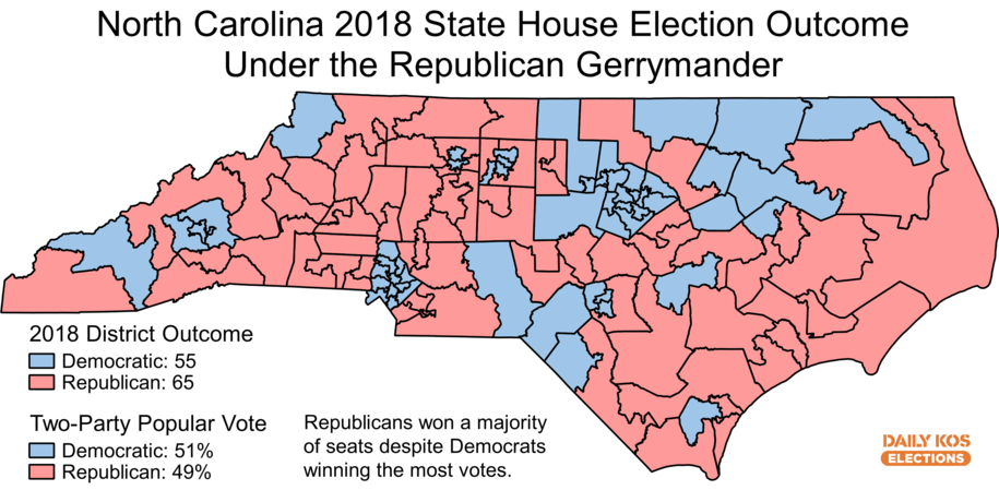 Major victory against GOP gerrymandering: State court strikes down North Carolina's legislative maps