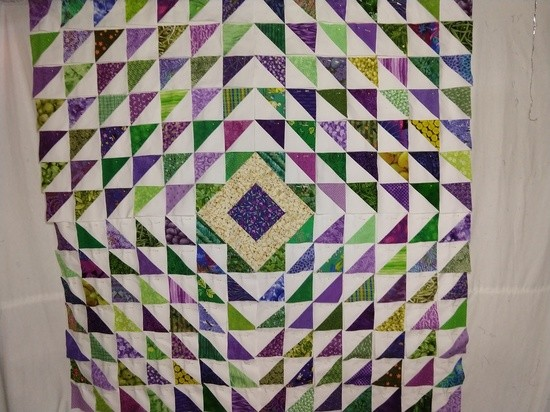 Draft Netroots Nation quilt