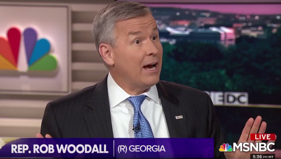 MSNBC host calls out Republican—over and over—on why he hasn't bothered to read Mueller report