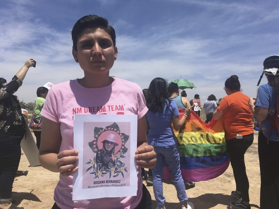 Told to preserve video of a trans asylum-seeker who died in custody, ICE officials deleted it anyway