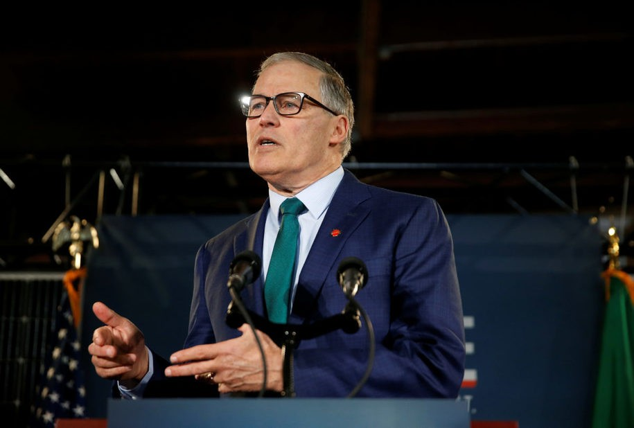 Election 2020 Series with Jay Inslee U.S. Role in Global Climate Action Council on Foreign Relations