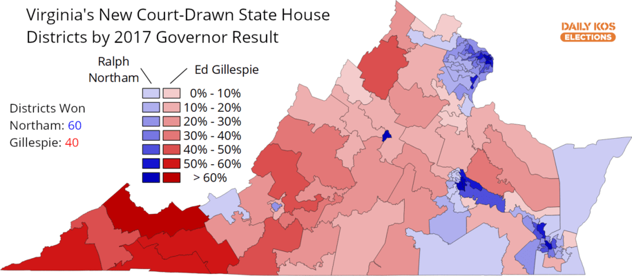 Morning Digest: Our new data shows just how vulnerable Virginia's GOP legislators are this November