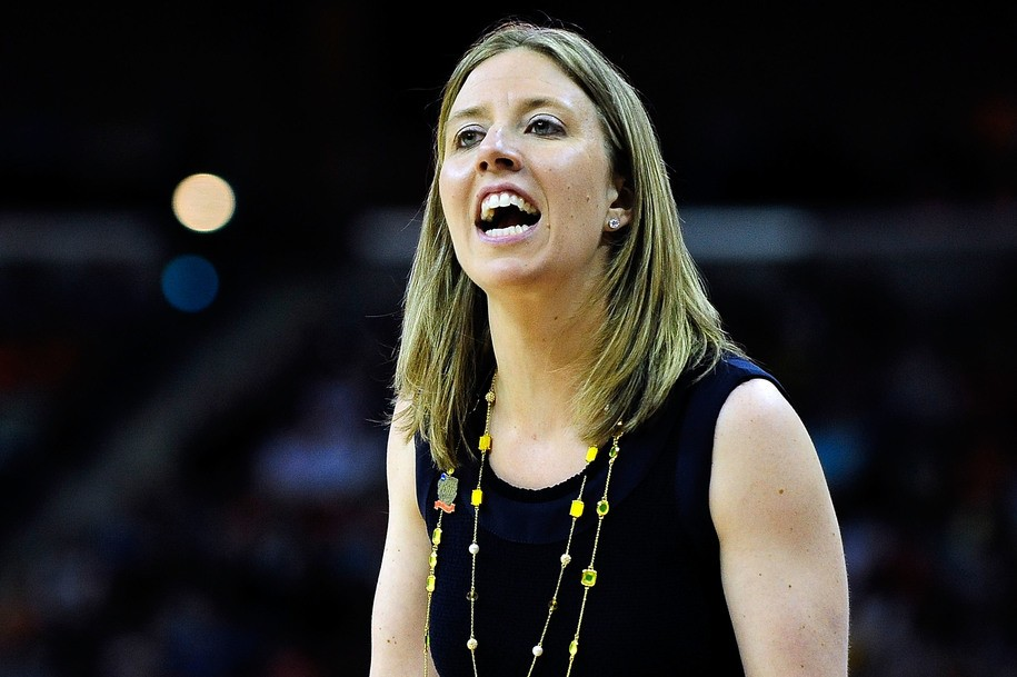 The Cleveland Cavaliers make history by hiring first women's NCAA coach onto NBA staff