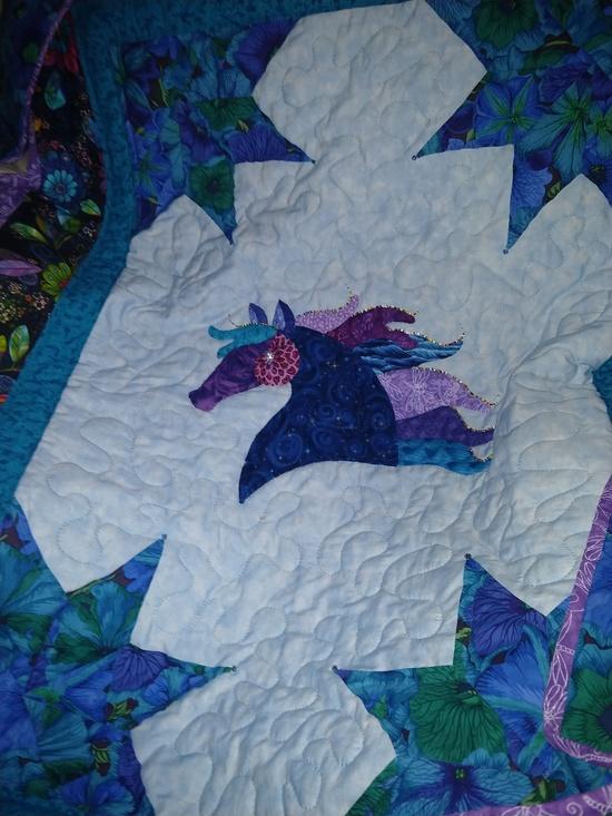 Twingrace's community quilt