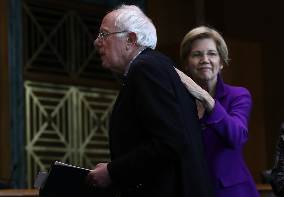 2020 Democrats shine: Bernie on the meaning of freedom, Warren on the wealth gap, and more