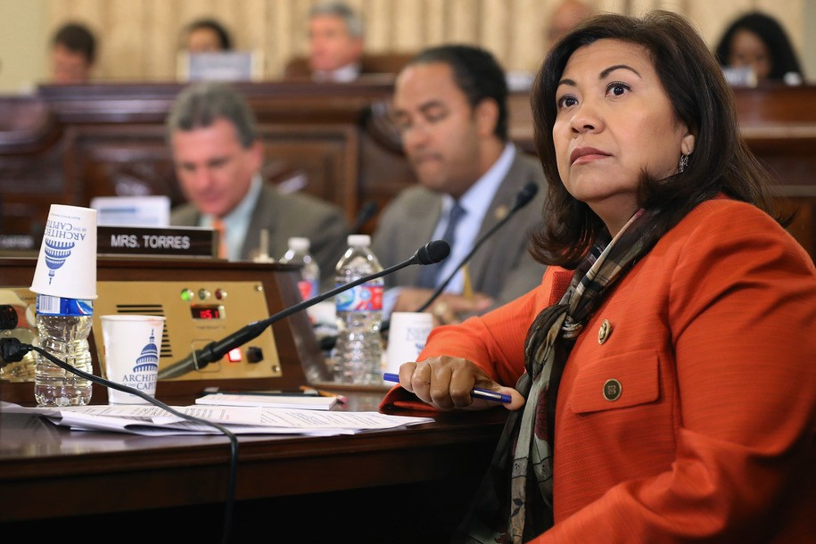 Democratic congresswoman calls out 'sex-starved males' obsessed with abortion
