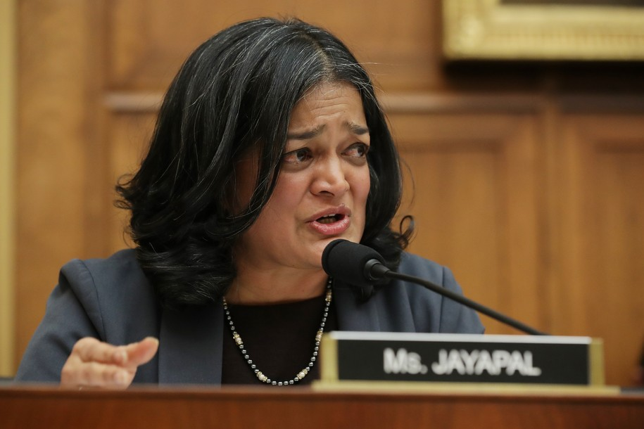 Rep. Jayapal pens powerful, straightforward op-ed on her personal experience with abortion