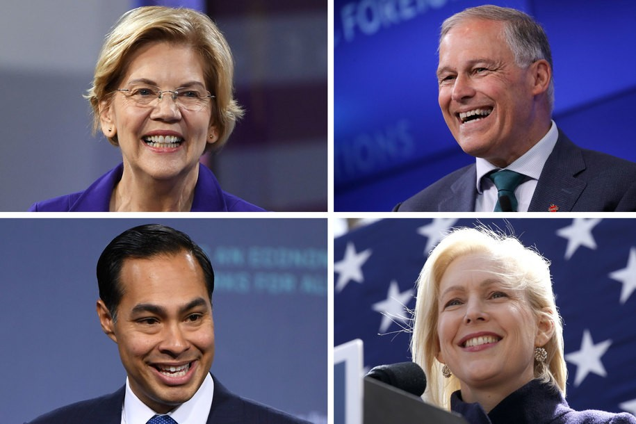 Democratic debates announced: Who faces whom and when!