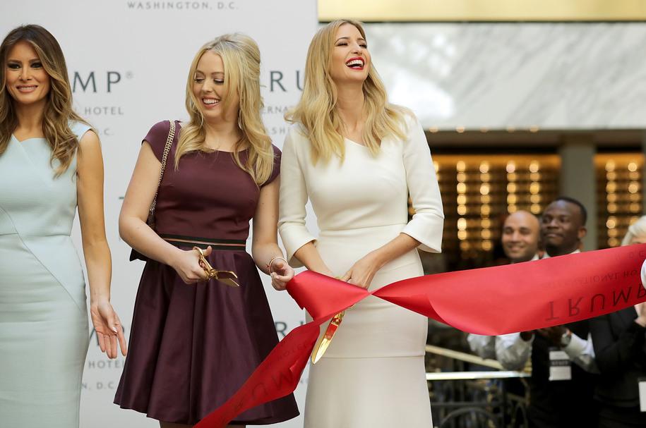 Ivanka made at least $4 million just off of D.C. Trump Hotel last year
