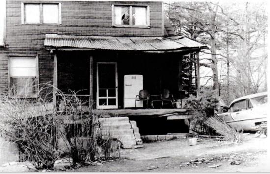 House in Scotland, Maryland, 1965 https://montgomeryhistory.org/pdf/43-2.pdf