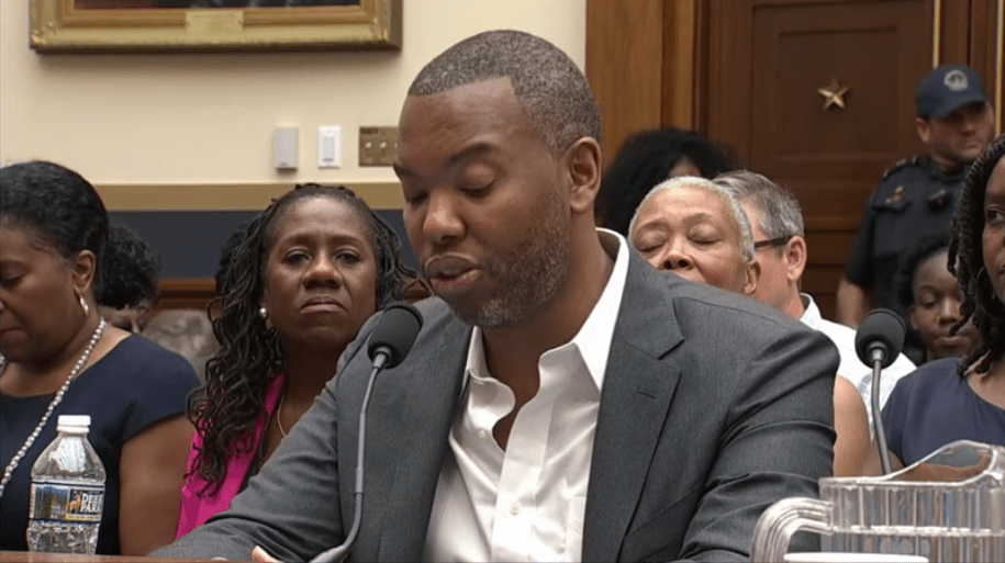 Ta-Nehisi Coates blasts Mitch McConnell's pitiful argument against reparations in viral video