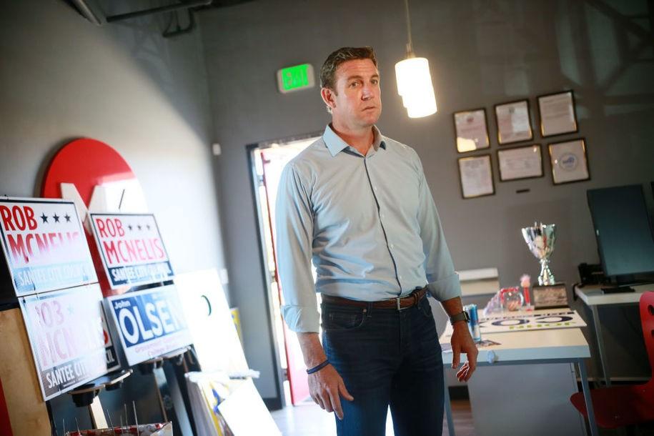 Republicans develop a sudden aversion to cost ... of jailing Republican Duncan Hunter