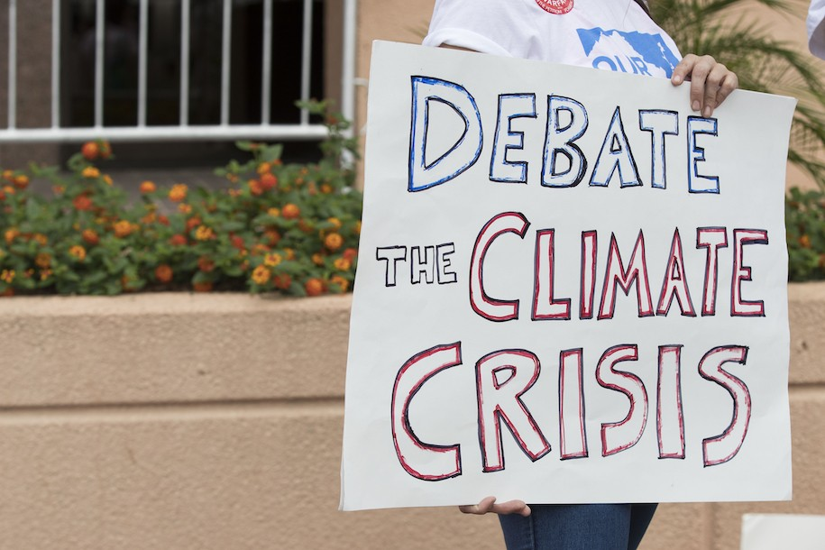 In the 2020 debate over climate policy, the stakes are especially high for communities of color