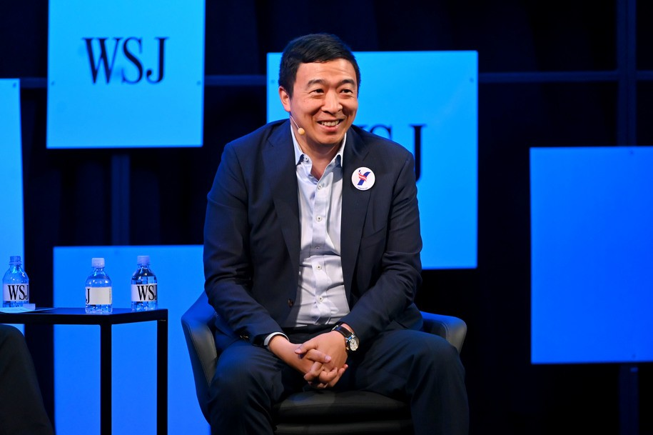 Andrew Yang is for Humanity