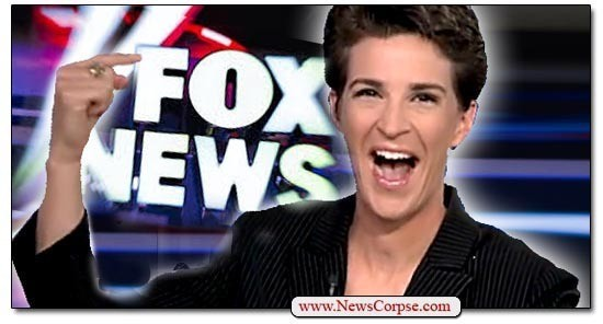 FOX News Smears Democratic Debate Host Rachel Maddow in a Fit of Hysterical Hypocrisy