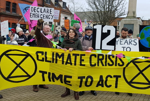 Anti-Capitalist Meet-Up: attacking the estimates of economic damage from the Climate Crisis