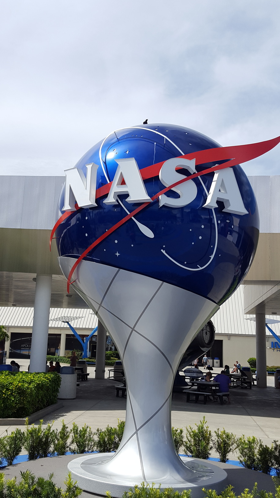 Photo Diary: Kennedy Space Center-- We Used to do Great Things