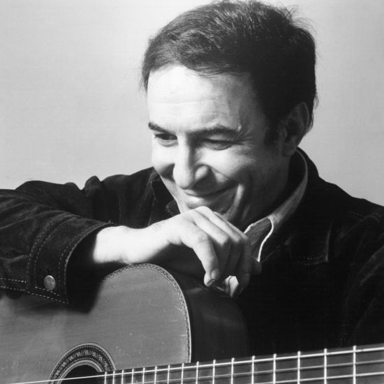 Joao Gilberto, Founding Father of Brazilian Jazz and Bossa Nova 1931