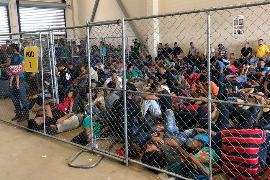 Can we call them concentration camps now? How about now?