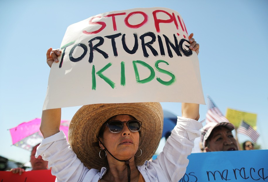 Detained migrant kids describe sexual assault, verbal abuse, retaliation by border agents