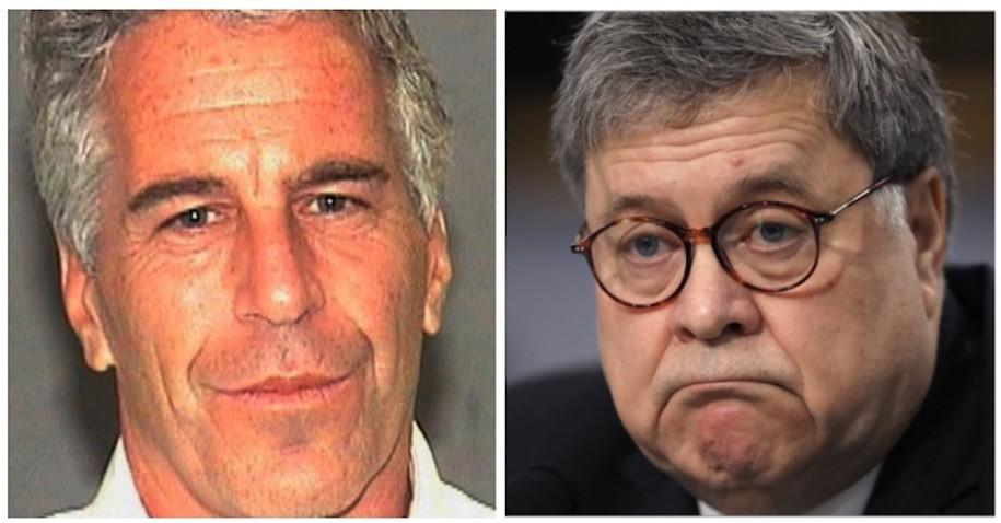 Barr's links to Jeffrey Epstein get messier