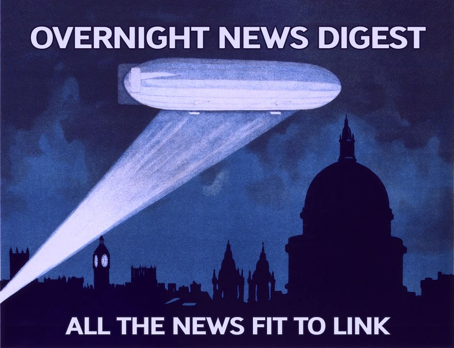 Overnight News Digest: Rep. Adam Schiff's Powerful Closing Remarks: Trump Worse Than Nixon