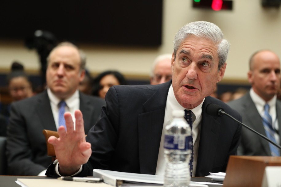 Live coverage: Robert Mueller testifies before the House Intelligence Committee #3