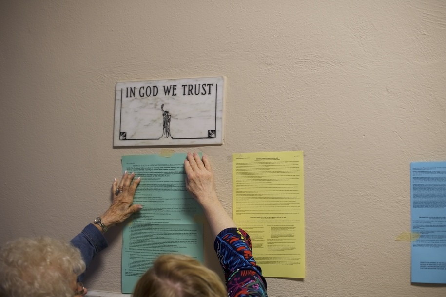 New law requires South Dakota public schools to display 'In God We Trust' to promote patriotism