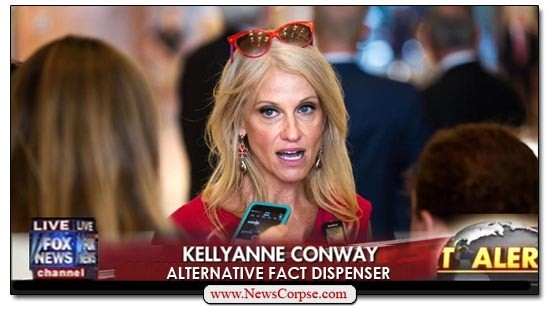 OUCH! FOX News Reminds Kellyanne Conway that Trump is a Serial Sexual Predator