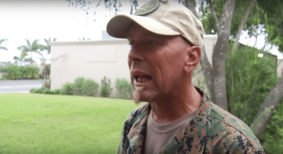 Texas militiaman's life on the lam ends in apparent suicide in a remote spot