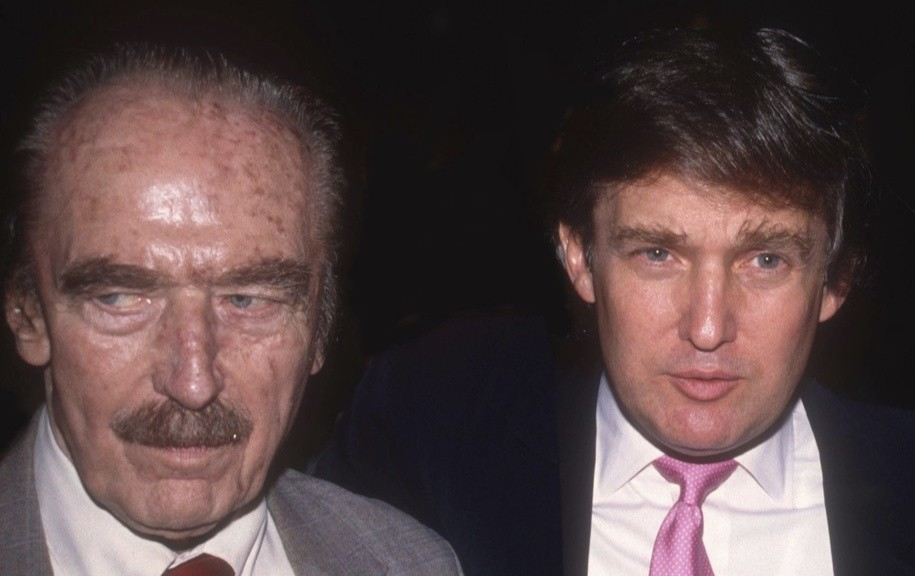 In 1976, Trump-owned housing in Maryland was so deplorable that Trump's father was arrested