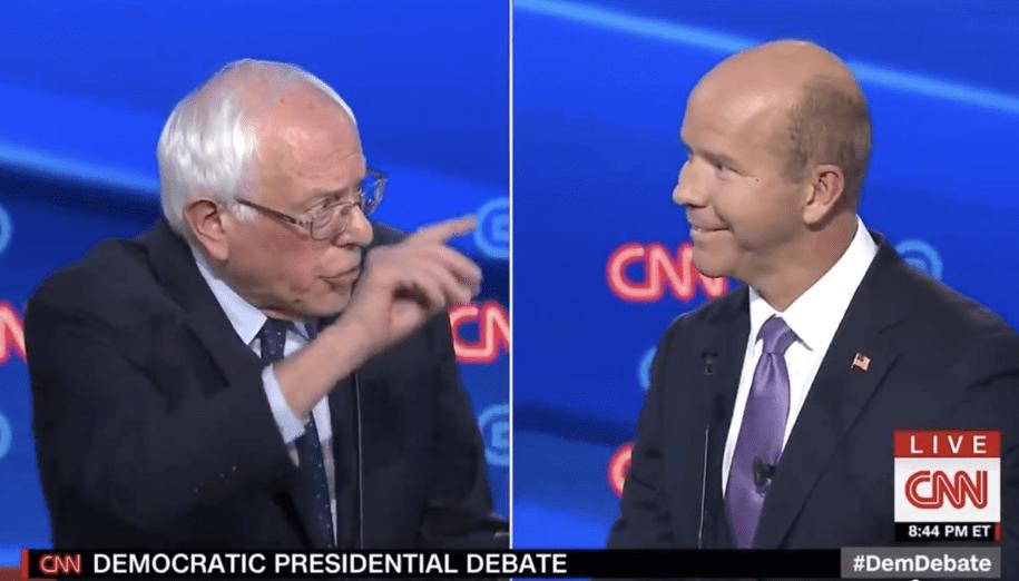 Bernie just ended John Delaney's presidential aspirations