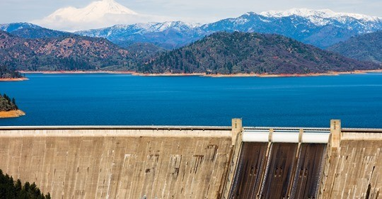 Westlands Water District Announces Termination of Shasta Dam Raise CEQA Analysis!
