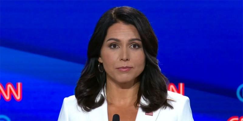 Gabbard Can't Win Presidency, But She Can Hurt Democratic Frontrunners