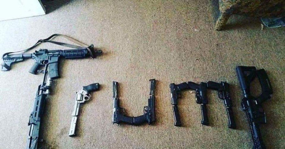 El Paso shooter told us in pictures how he was radicalized