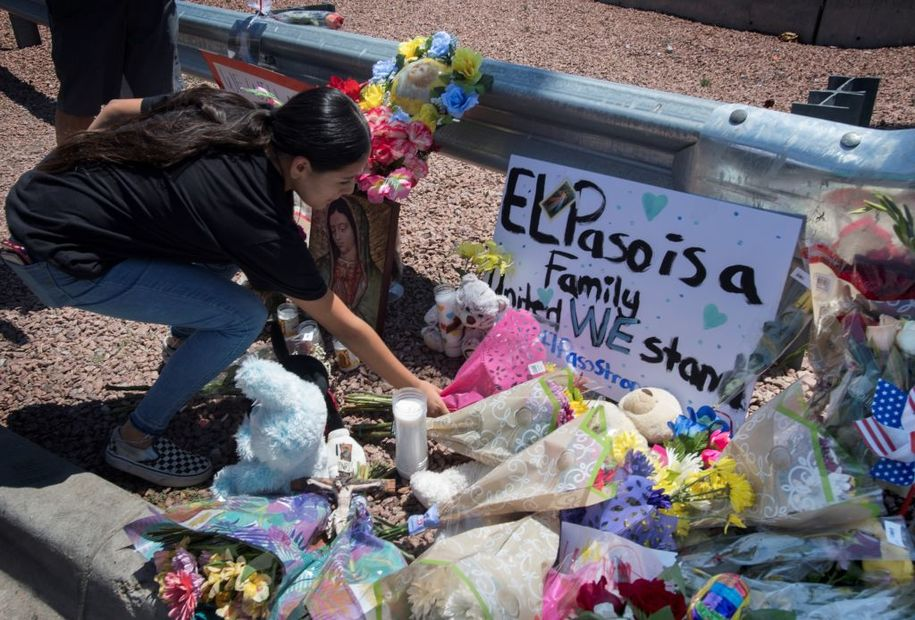 'There is no such thing as acting alone': Alan Pyke, for ThinkProgress, on the El Paso shooter
