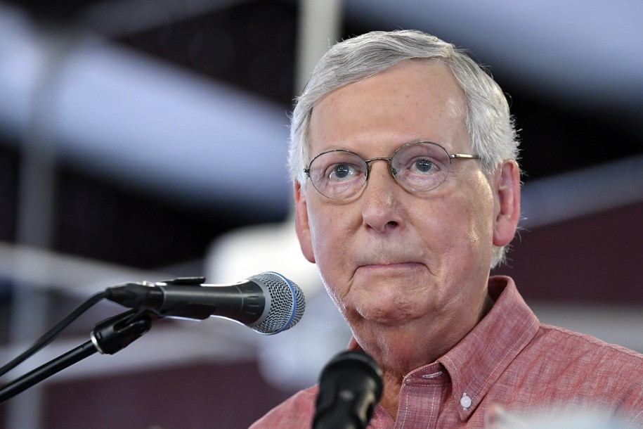 Moscow Mitch is hated by 43% of his constituents