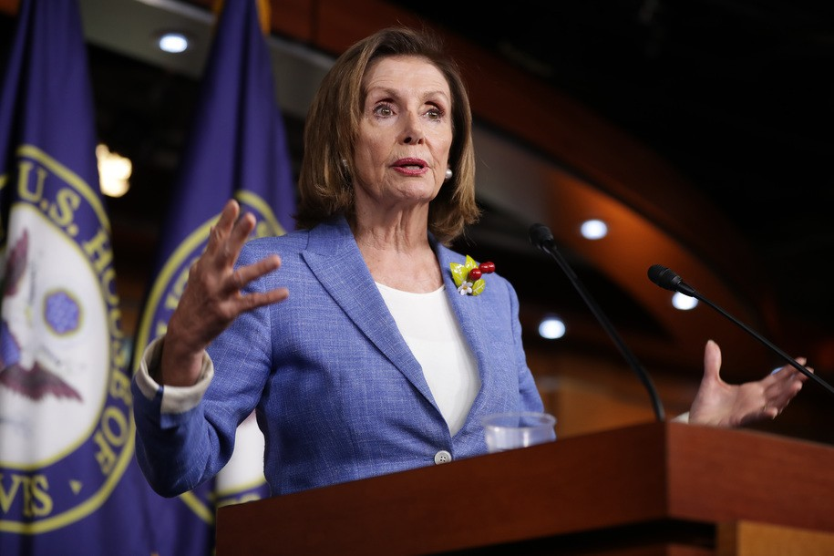 Pelosi leading House delegation to Central America and McAllen, Texas