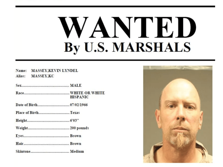 Feds are searching for a Texas man with a history of guns, bombs and 'extreme anti-government' views