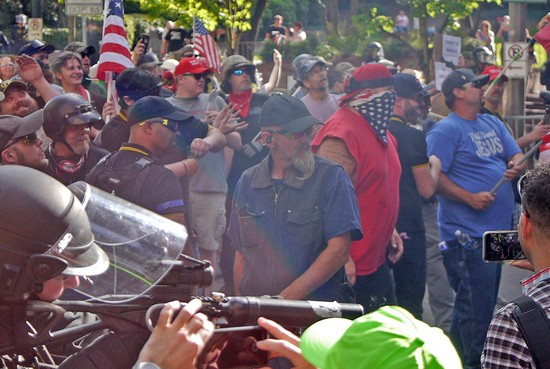 Proud Boys plan to terrorize Portland behind phony rubric of