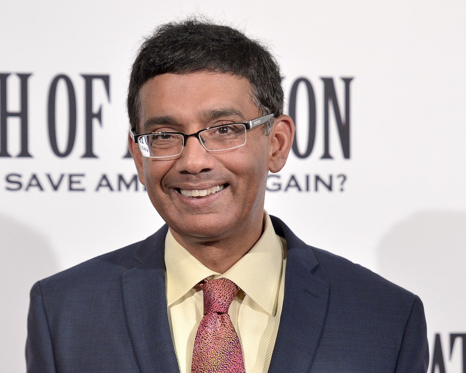 Trump's biggest supporter Dinesh D'Souza tweets out arguably the single stupidest thing ever