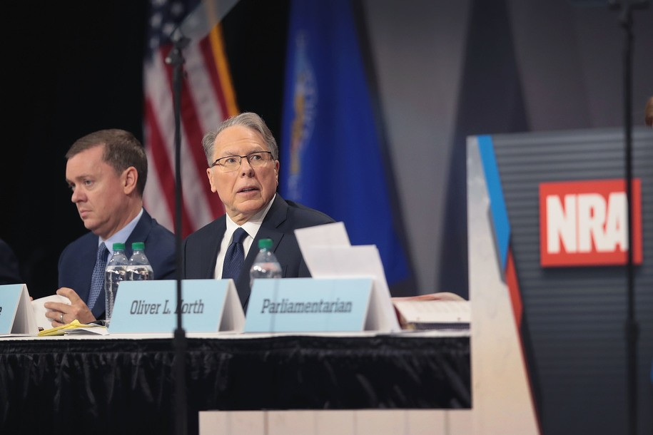 Time to begin a thoughts and prayers circle as fourth NRA board member resigns