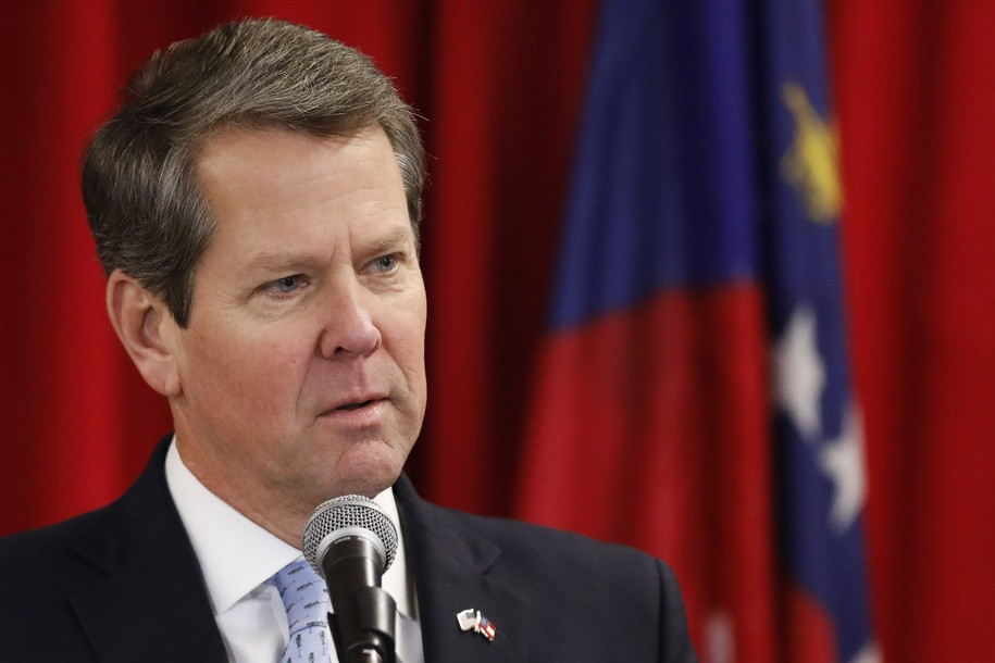 Local officials in Georgia outraged at 'stupid and crazy' Kemp for opening beaches